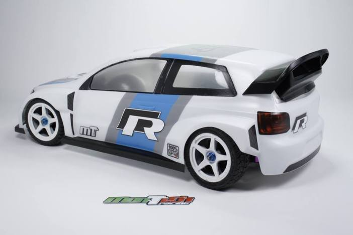 carrozzeria Mon-tech Racing rally retro