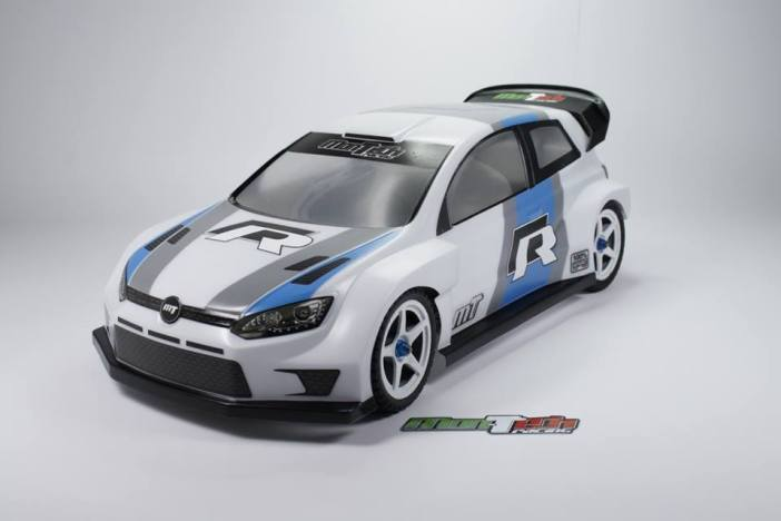 carrozzeria Mon-tech Racing rally
