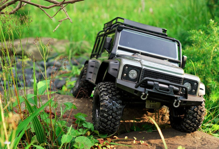 raxxas TRX-4 Scale Trail Crawler