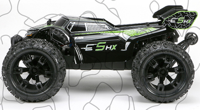 Team magic e5 hx 4wd racing monster truck 1 10 hobbymedia - Pagina da colorare di monster truck ...