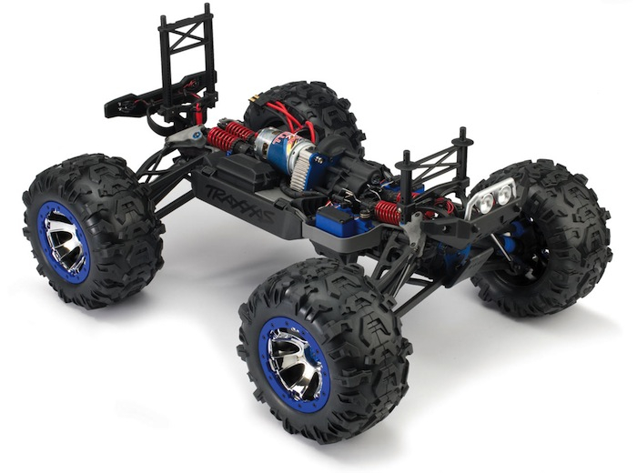 traxxas summit chassis