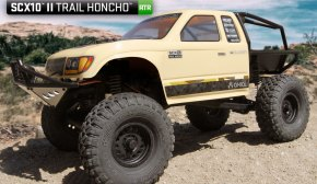 Axial SCX10 II Trail Honcho Scaler RTR Video