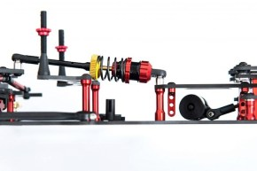 Capricorn RC: F1-02 Formula kit in scala 1/10