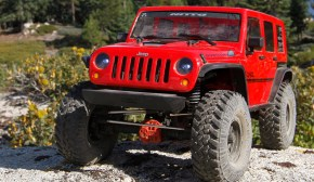 Axial SCX10II Jeep Wrangler Unlimited CRC