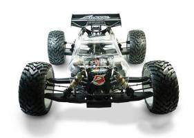 Kit di modifica Truggy per SWorkz Zeus Monster Truck