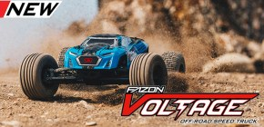 ARRMA Fazon Voltage Stadium Truck Bash Video