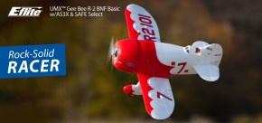 Aeromodello E-flite UMX Gee Bee R2 - Horizon Hobby