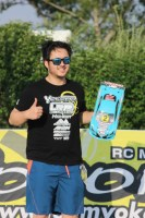 Campionati europei EFRA 1/10: qualifiche Modified TC
