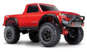 Traxxas TRX4 Sport trail truck in scala 1/10
