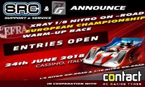 Xray European Championship 2018 - RME Cassino
