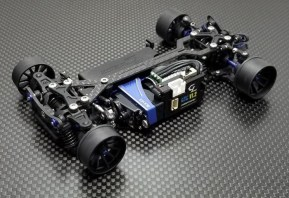GL Racing GLA V2 automodello in scala 1/28