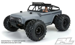 ProLine MT 4x4: Specia Edition Ambush con Trail Cage