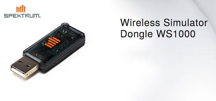 Dongle wireless Spektrum WS1000