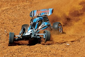 Nuovo look per la buggy 2WD Traxxas Bandit