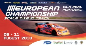 EFRA 1/10th IC Track Euros: le qualifiche in diretta!
