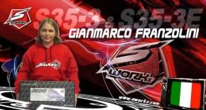 Gianmarco Franzolini entra nel team SWORKz