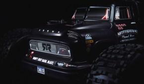 Horizon Hobby: ARRMA Notorius monster 4WD - Video