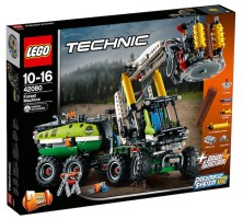 LEGO: Macchina Forestale (Technic set 22080)