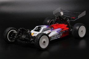 PR Racing SB401-R KIT buggy 4WD in scala 1/10