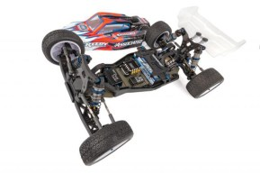 Associated B6.1 Factory Lite 2WD buggy in scala 1/10