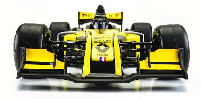 alettone posteriore PROTOform V2 F1