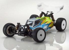 Lazer ZX7: nuove informazioni e foto del buggy Kyosho