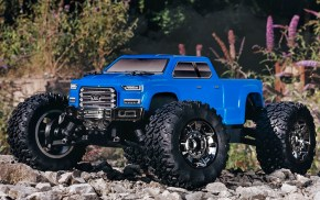 ARRMA Big Rock Crew Cab Monster Truck 1/10