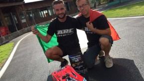 Risultati Campionato Italiano Pista 1/8 Categoria F1