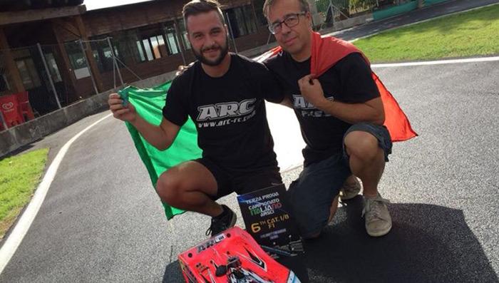 Campionato Italiano Pista 1/8 Categoria F1