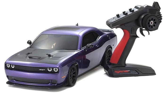 Kyosho Fazer Mk2 Dodge SRT