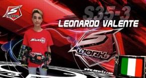 Leonardo Valente entra nel factory team della SWORKz