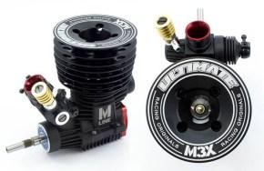 Ultimate Racing M3X Combo: motore nitro da 3,5cc