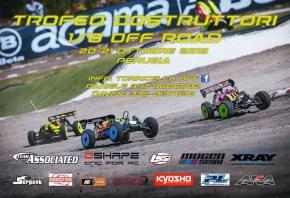 Trofeo Costruttori Off-Road: la prima edizione!