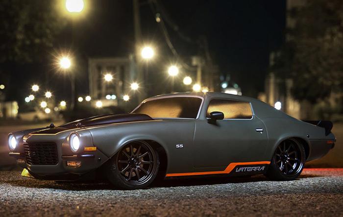 Chevy Camaro SS