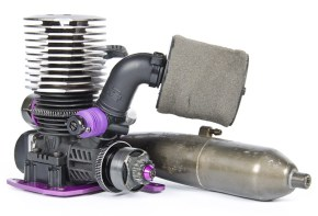Motori a scoppio RC: manutenzione della frizione e pulizia filtro dell'aria