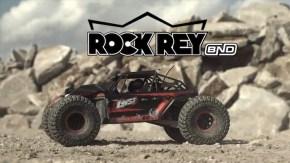 Losi: Rock Rey BND - Rock Racer in scala 1/10 Bind-N-Drive