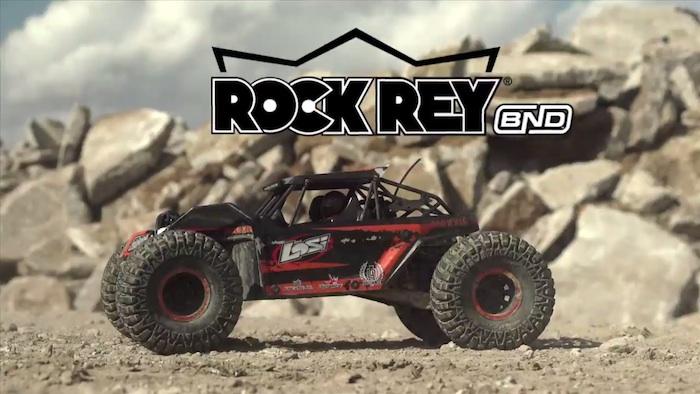 Losi Rock Rey BND 1 a 10 Rock Racer
