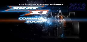 Xray X1 2019 Formula Uno da competizione 1/10