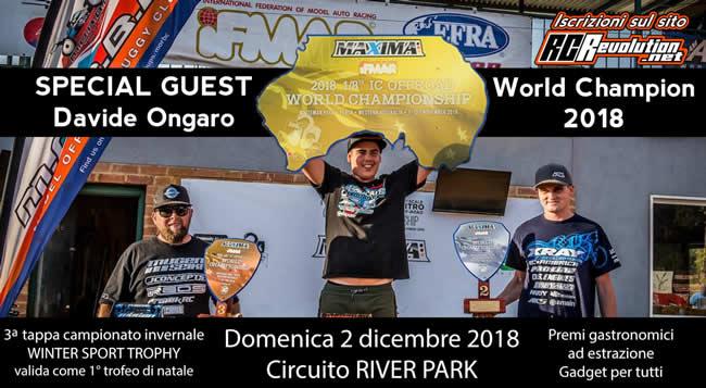 Winter Sport Trophy: terza tappa con Davide Ongaro!