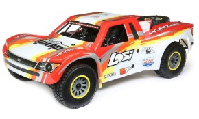 Losi Super Baja Rey Desert Truck in scala 1/6 – Video