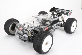 SWORKz: S35 TE 1/8 Off-Road Pro EP Truggy Kit