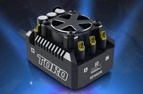SkyRC TORO TS150 PRO ESC per Buggy in Scala 1/8