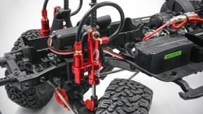 Yeah Racing - Ammortizzatori Desert Lizard PiggyBack