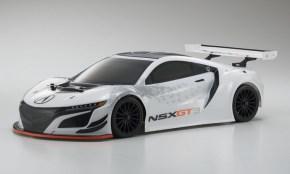 Alettone regolabile per la Kyosho Acura NSX GT3