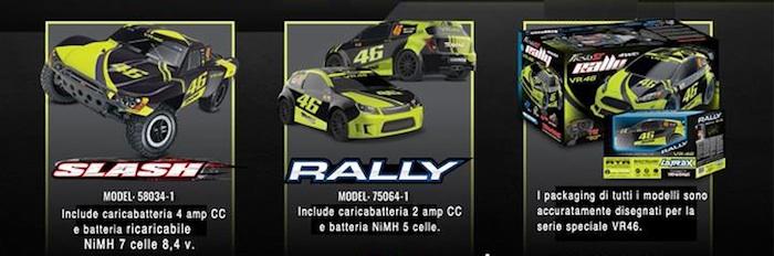 traxxas VR 46: automodelli RC Valentino Rossi