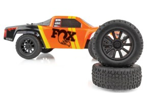 Team Associated SC28 FOX RTR Short Course 1/28