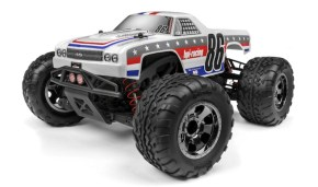 HPI Racing: Savage XS FLUX El Camino SS