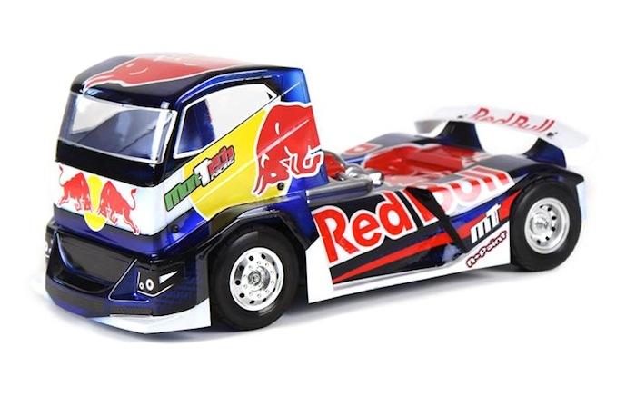 Mon-Tech Racing: Carrozzeria M-Truck 2.0