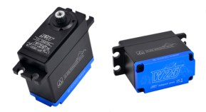 SRT W25 Waterproof High Voltage Servo per Crawler