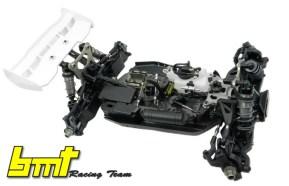 BMT 801 PRO: Buggy da competizione in scala 1/8